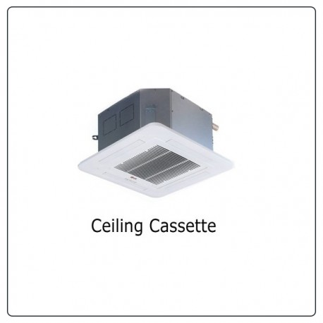 اسپلیت سقفی کاستی 18000 ال جی Ceiling Cassette