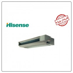 داکت 24000 اینورتر اسپلیت کانالی هایسنس Inverter Hisense