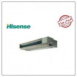داکت 18000 اینورتر اسپلیت کانالی هایسنس  Inverter Hisense