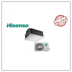 اسپلیت 24000 کاستی هایسنس Hisense
