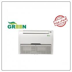 فن کویل گرین green سقفی زمینی کنترل بی سیم