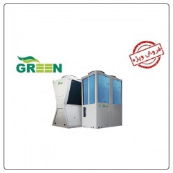 چیلر مدولار هوا خنک 130کیلو وات R410A گرین green