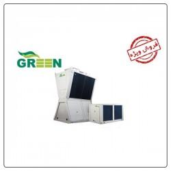 چیلر مدولار هوا خنک 130کیلو وات R22 گرین green