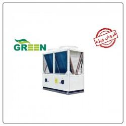 چیلر مدولار سری V هوا خنک 30 کیلو  وات R410A گرین green