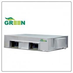 یونیت داخلی سقفی توکار 38000 گرین green