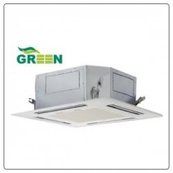 یونیت داخلی کاستی چهار طرفه 38000 گرین green