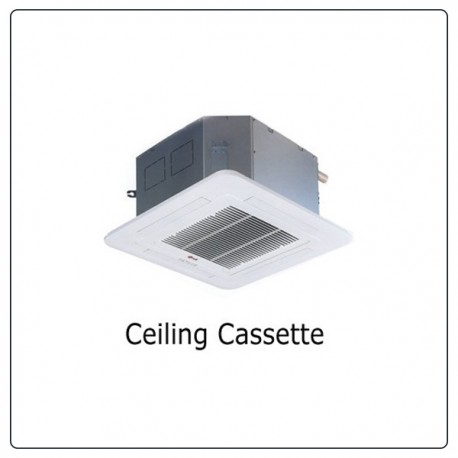 اسپلیت سقفی کاستی 48000 ال جی lg