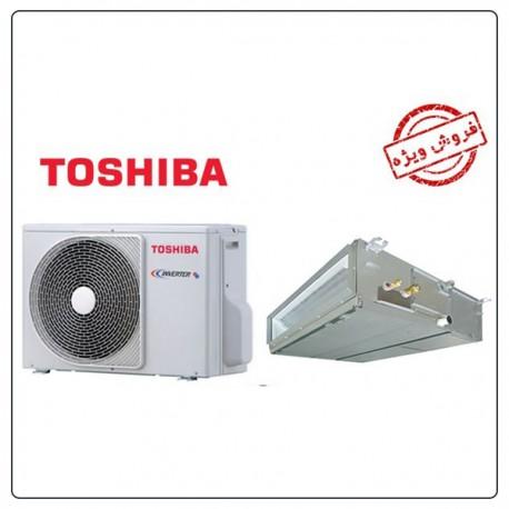 اسپلیت کانالی توشیبا Toshiba اینورتر 34000