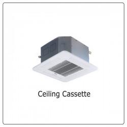 اسپلیت سقفی کاستی 30000 ال جی lg