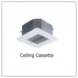 اسپلیت سقفی کاستی 36000 ال جی lg