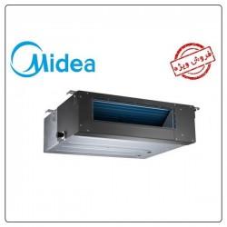 داکت اسپلیت کانالی 30000 سرد مدیا Midea